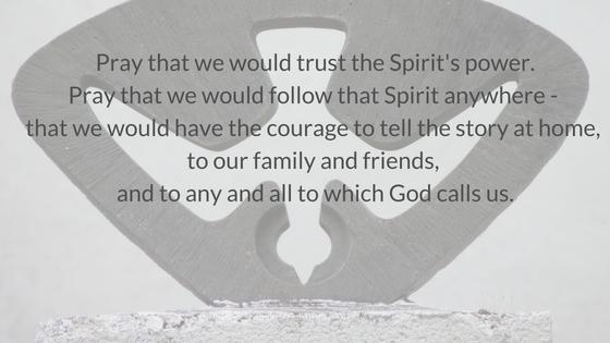 Blog Series Pentecost Prayer-2