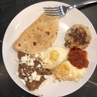 Huevos Rancheros!